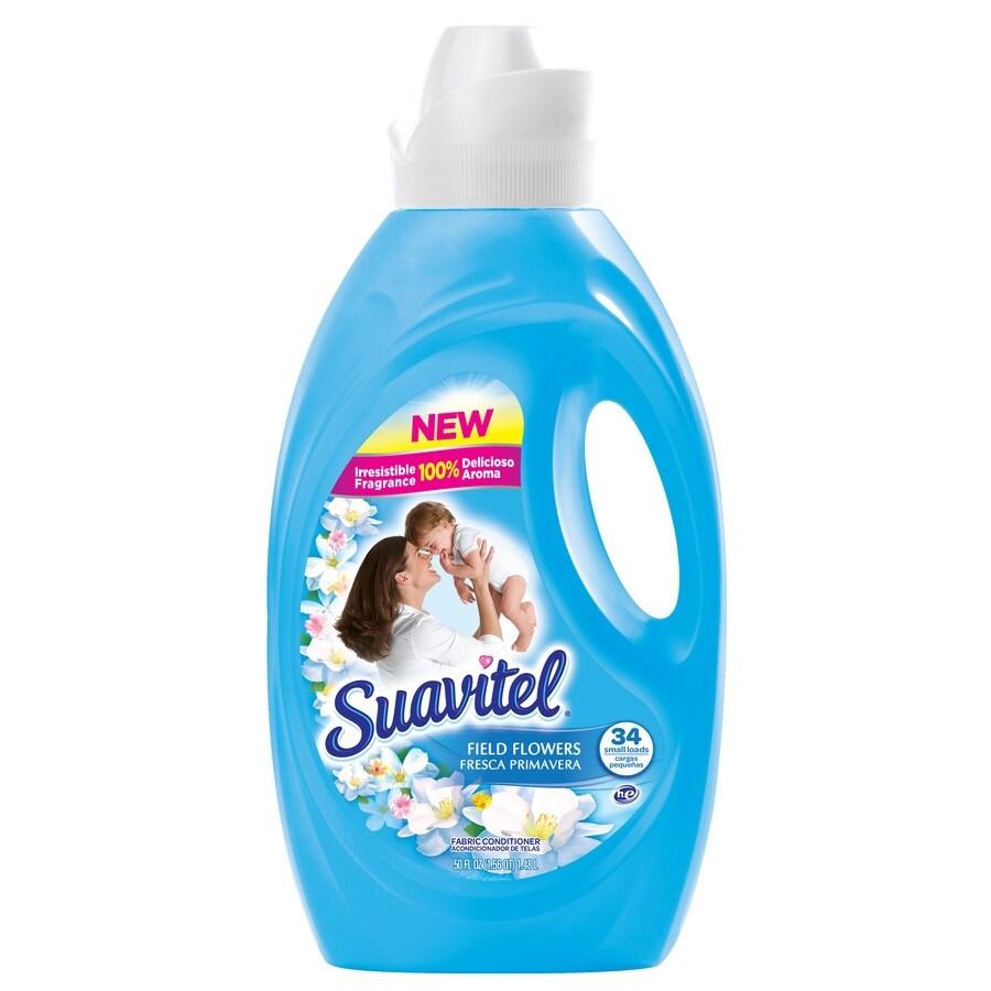 Shop Suavitel 50 Fl Oz Fabric Softener At