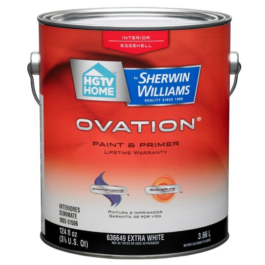 Sherwin Williams Acrylic Latex House Paint | Home Painting