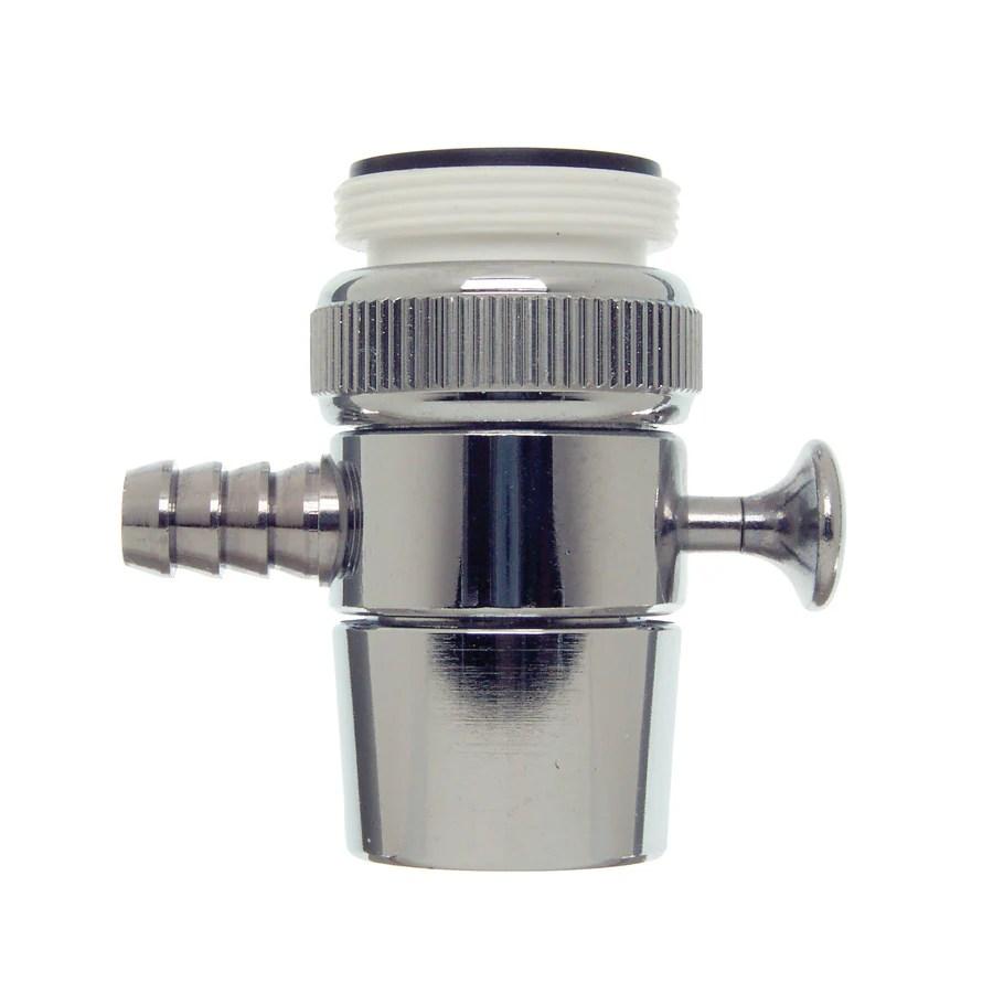 water filter chrome standard aerator