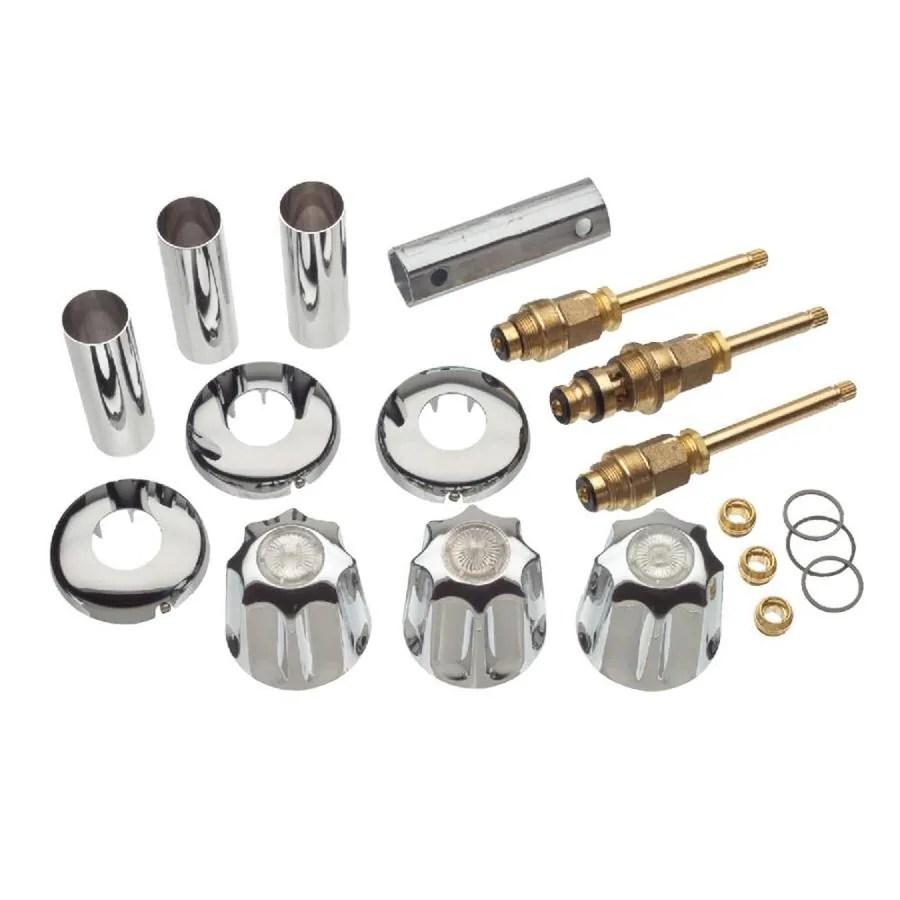 Shop Danco 3 Handle Metal TubShower Repair Kit For Gerber
