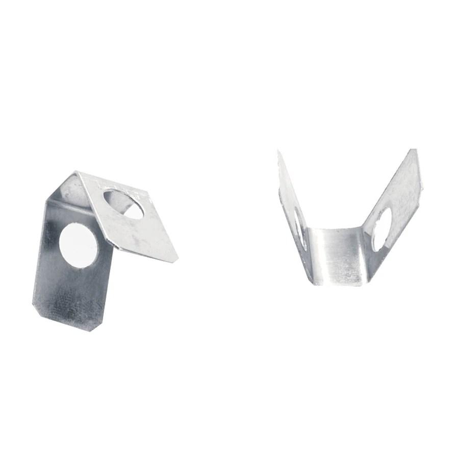 Shop Danco Universal Stainless Steel Pop Up Drain Clevis