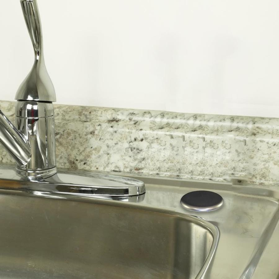 danco stainless steel faucet hole cover