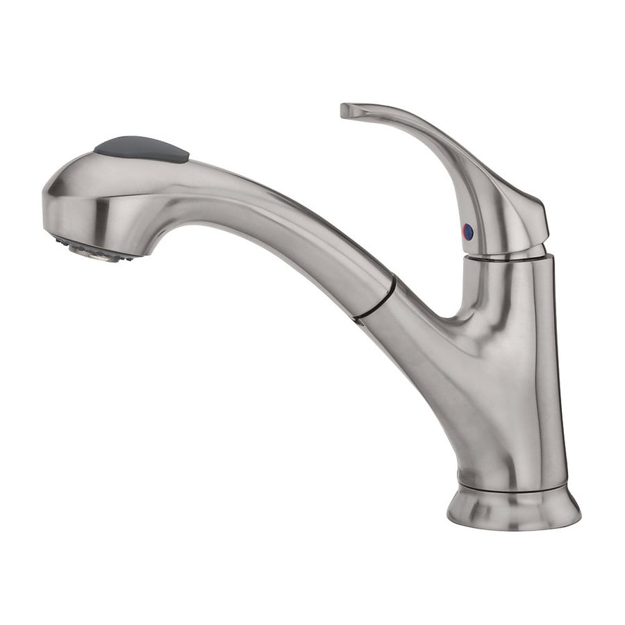 038877568736 Price Pfister White Kitchen Faucet