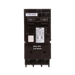 Murray Mp 60Amp 2Pole GFCI Circuit Breaker at Lowes
