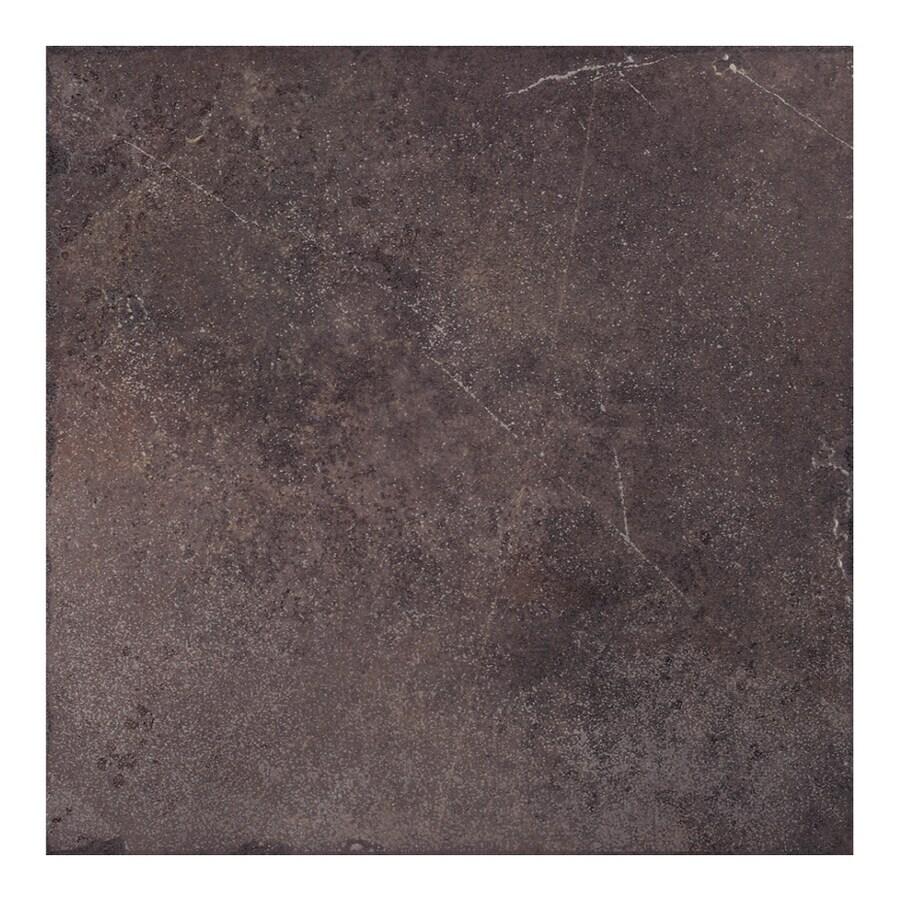 artifact charcoal glazed porcelain tile