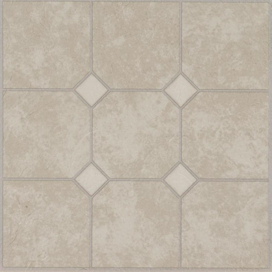 armstrong flooring 45 piece 12 in x 12 in marble peel and stick vinyl tile