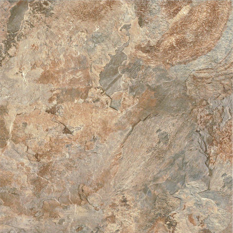 armstrong flooring terraza 12 in x 12 in terracotta clay peel and stick granite vinyl tile lowes com