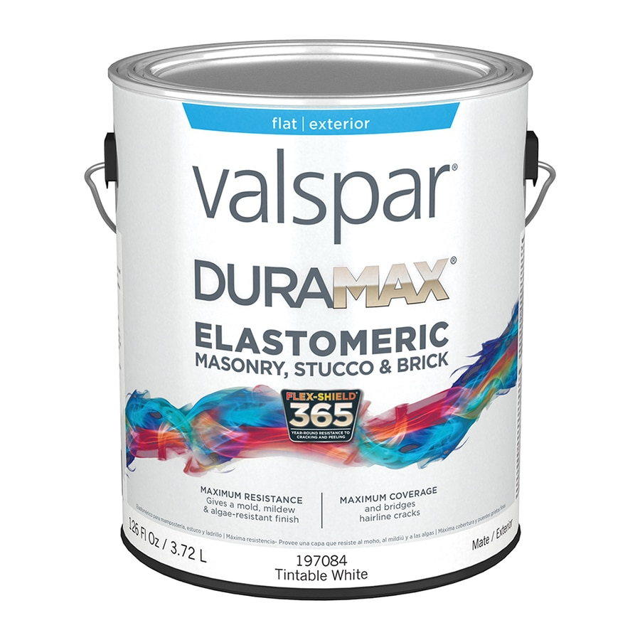 valspar duramax flat masonry and stucco elastomeric on valspar paint id=24681