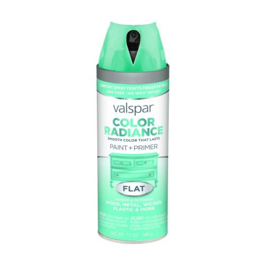 Valspar Color Radiance Nautical Enamel Spray Paint Actual Net Contents 12 Oz