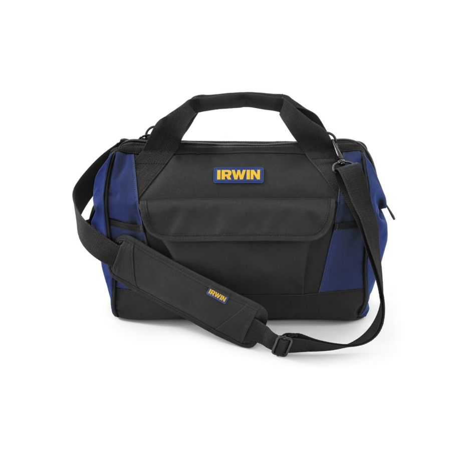 Irwin Polyester Zippered Closed Tool Bag At Lowes Com
