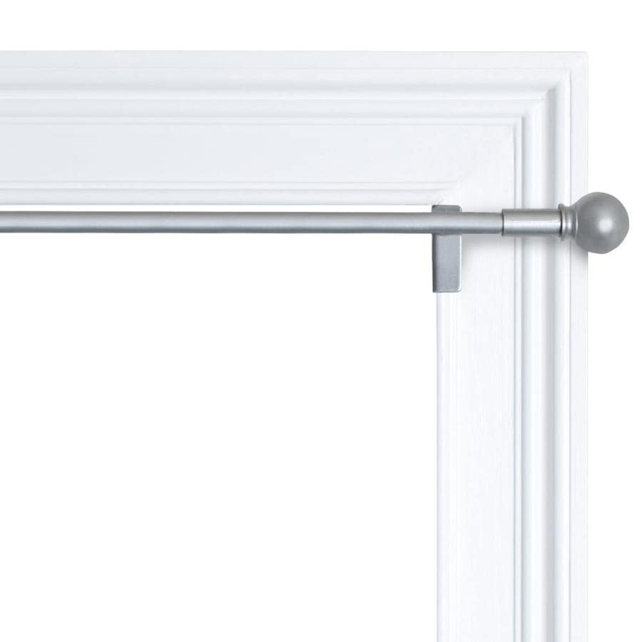 tension curtain rod curtain rods at