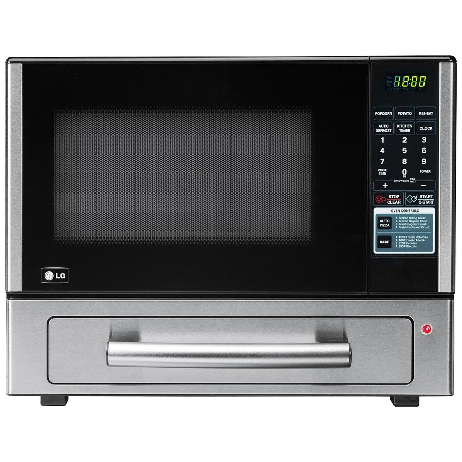 https www lowes com pd lg 1 1 cu ft 1 000 watt countertop microwave stainless steel 50155526
