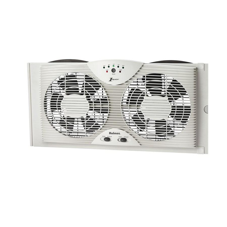 holmes 9 in 2 speed fan