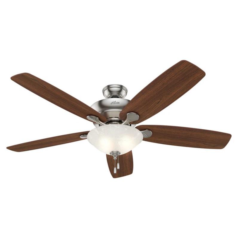 hunter ceiling fan instructions