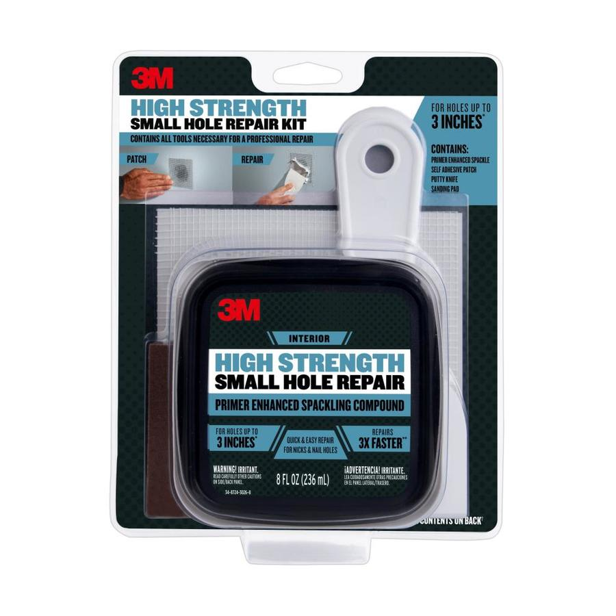 Shop 3M Patch Plus Primer 8 Fl Oz White Patching Compound