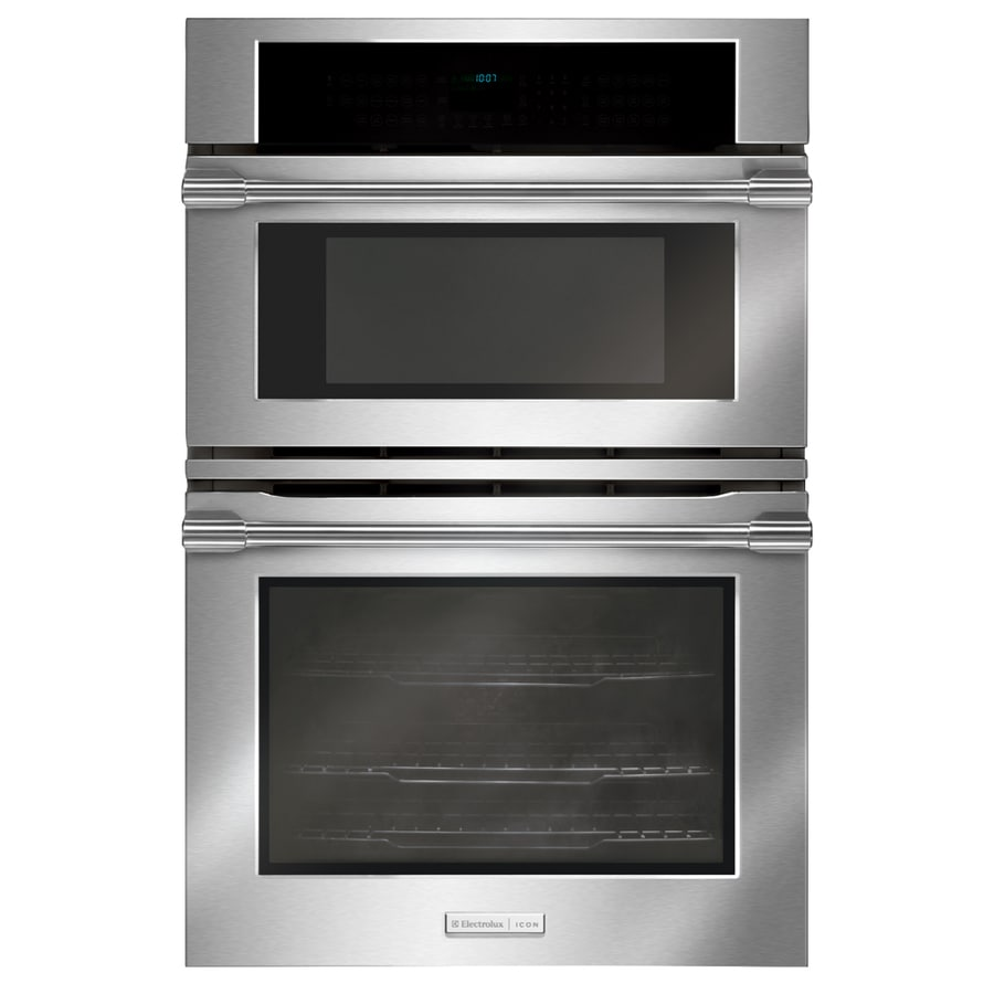 electrolux icon self cleaning microwave