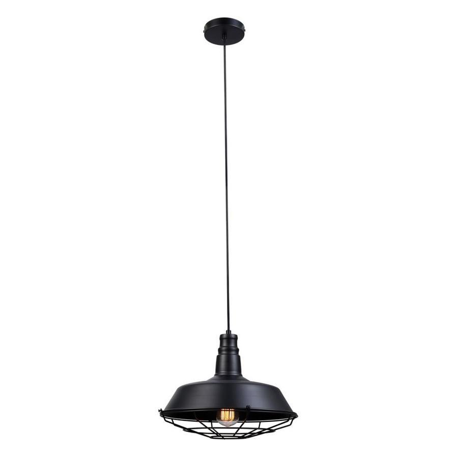 globe electric damon black matte