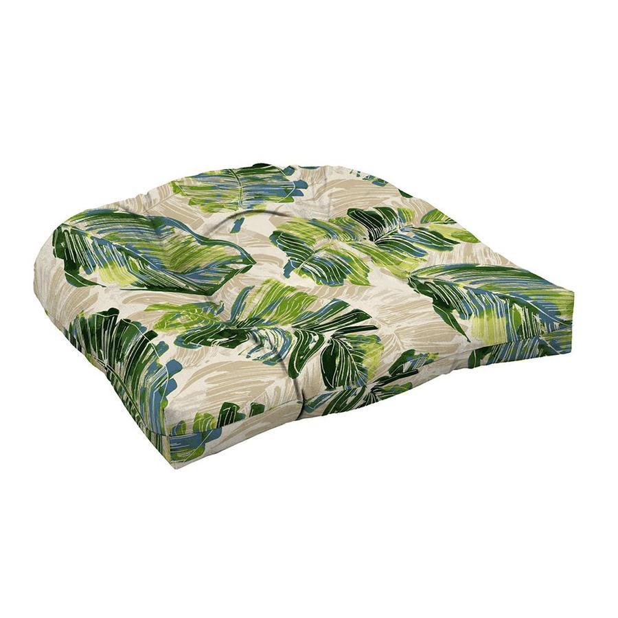 garden treasures green and cream seat