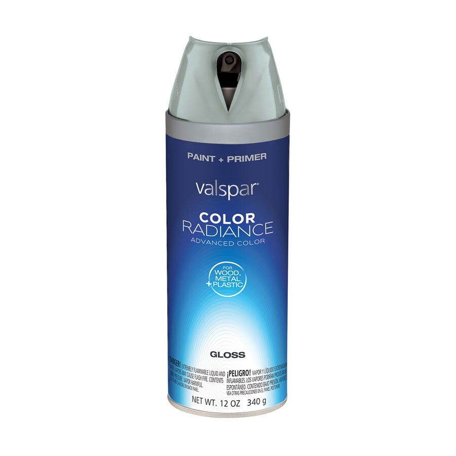 valspar azure snow indoor outdoor spray paint at lowes com on valspar paint id=87306