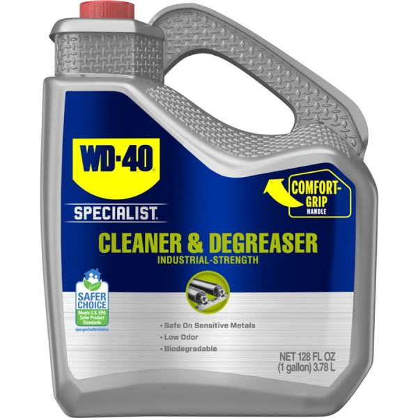 Shop Degreasers at Lowes com WD 40 Specialist 1 Gallon Degreaser