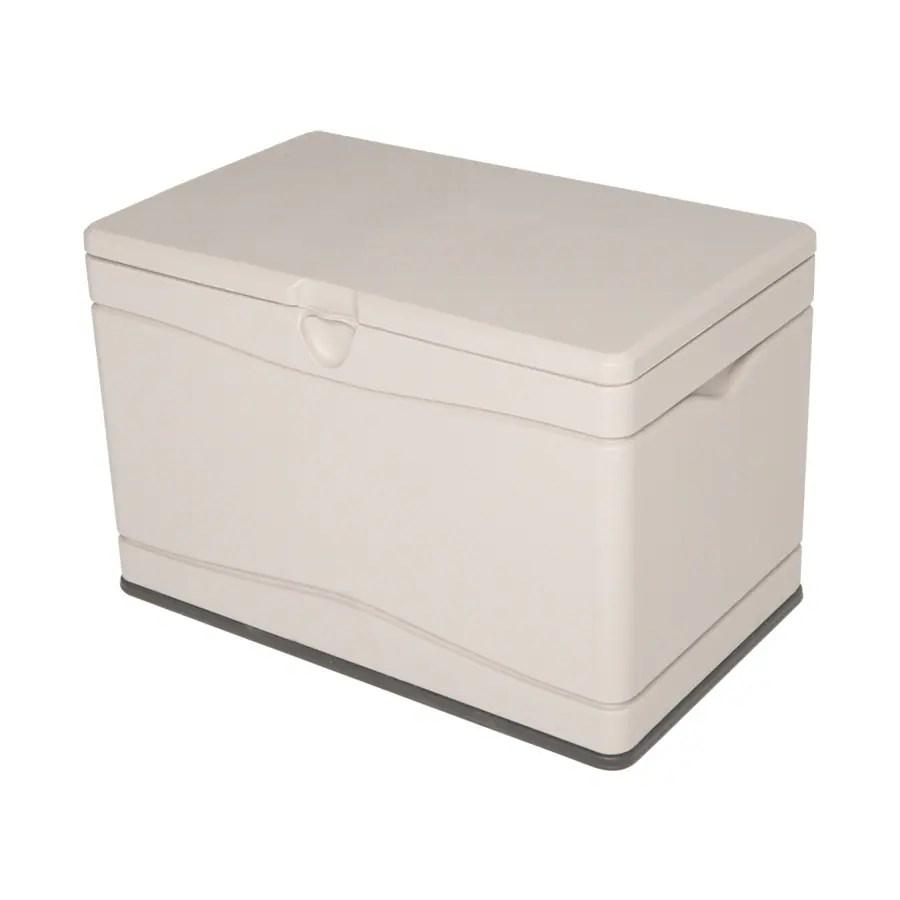 80 gallon tan deck box