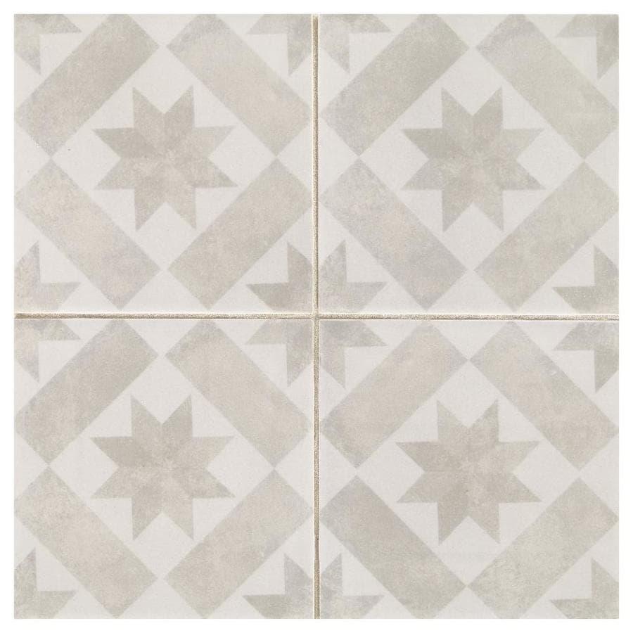 american olean hartford near beige 6 in x 6 in matte ceramic wall tile