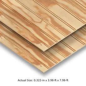 Wood Siding Panels At Lowes Com