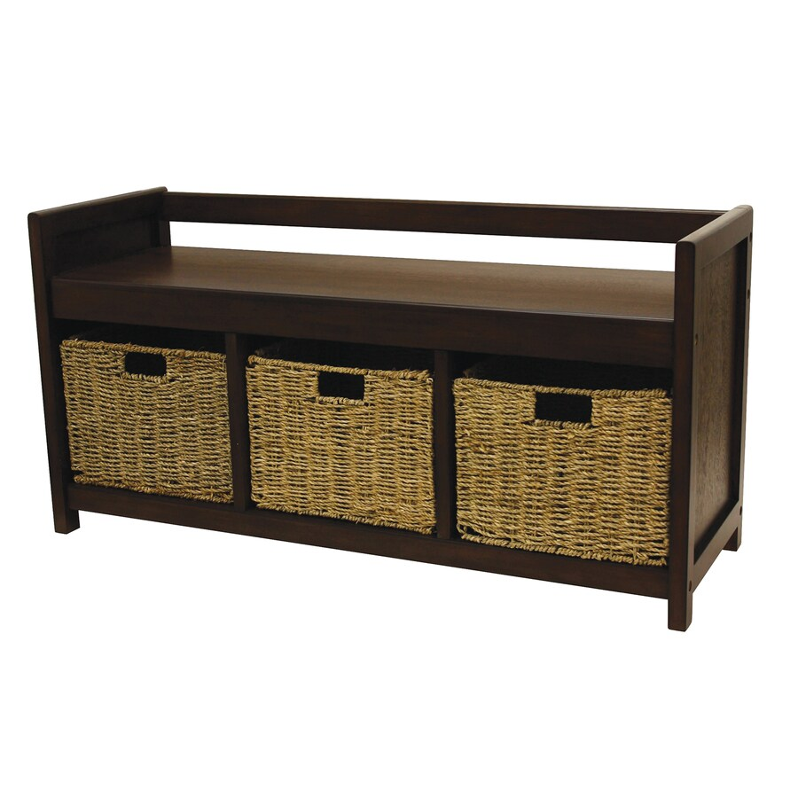storage indoor benches at lowes com