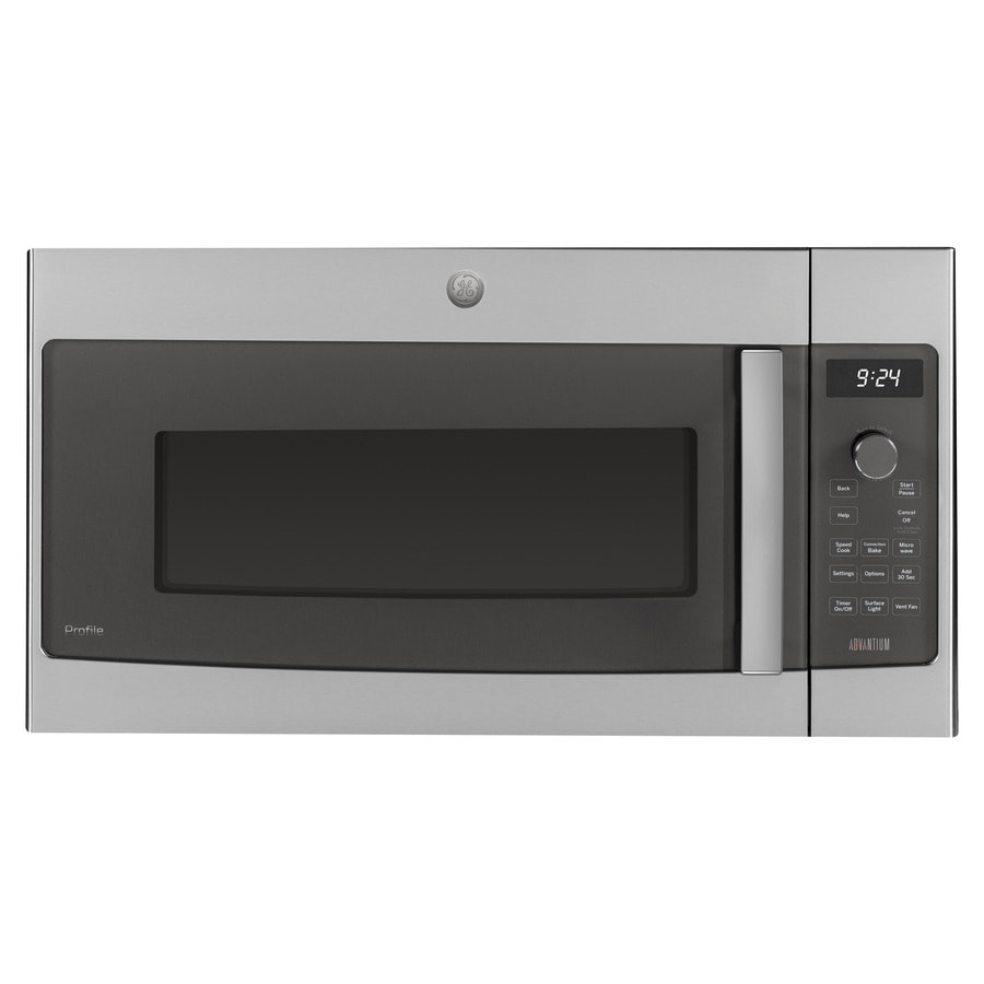 profile over the range microwaves at