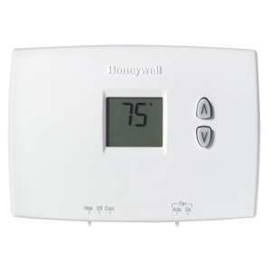 Honeywell Electronic NonProgrammable Thermostat at Lowes