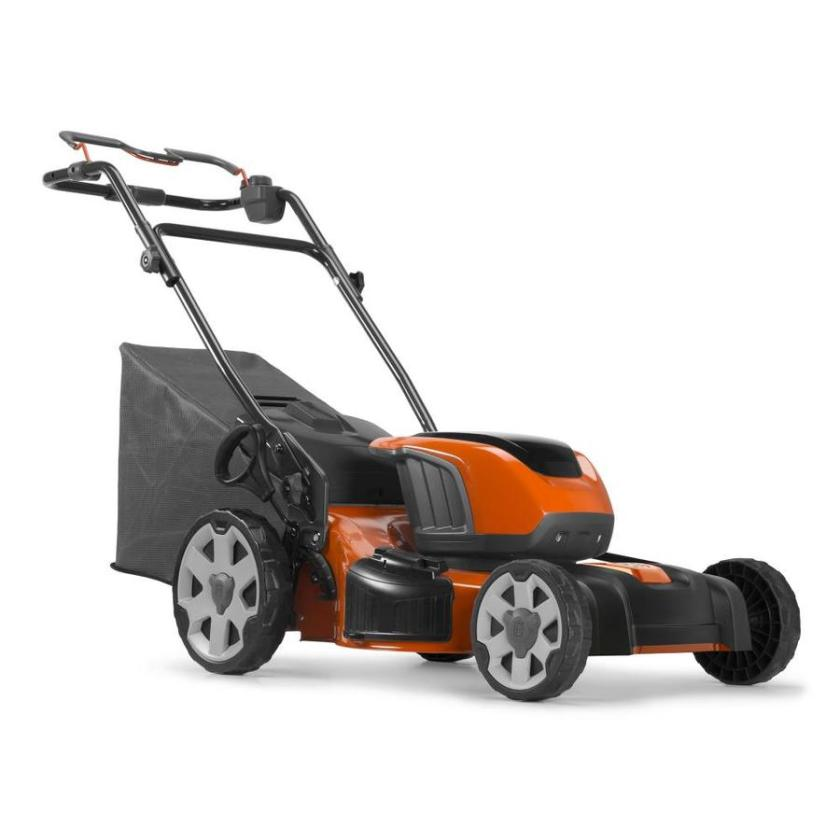 Purchasers Guide silent lawn mower