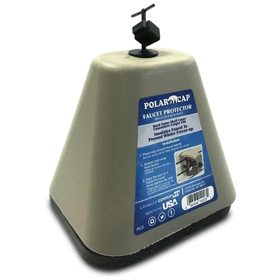 companybox hard plastic faucet cover lowes com