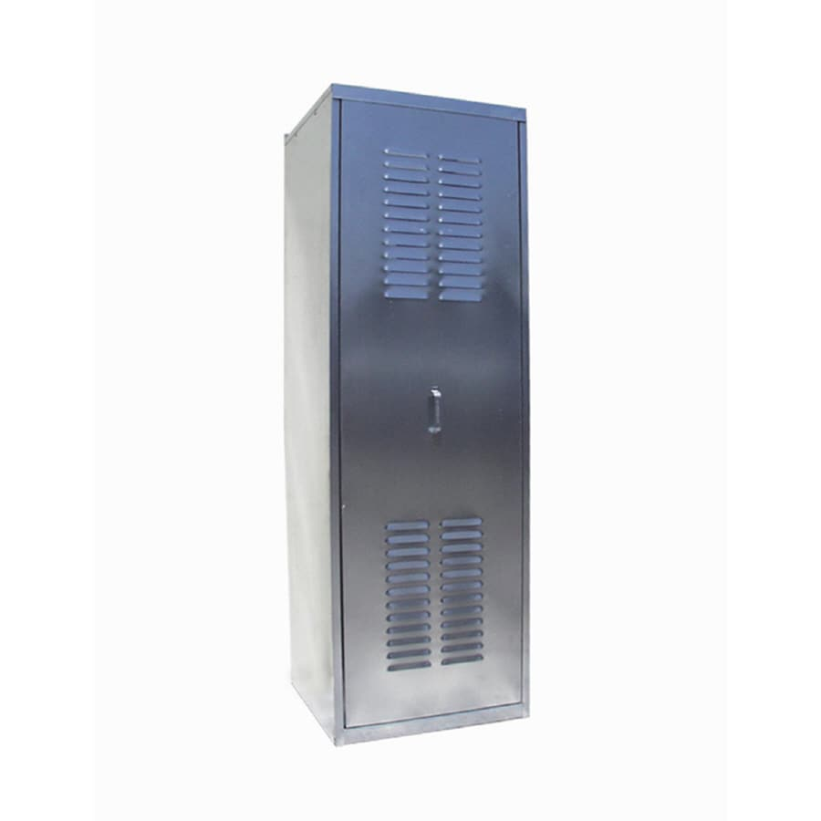 """Spacemaker Square Water Heater Enclosure 24"""" at Lowes.com on Outdoor Water Softener Enclosure  id=55706"""