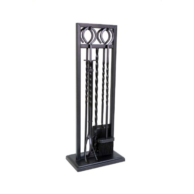 fireplace tools at lowes