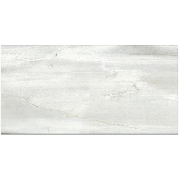 Shop Tile at Lowes com Style Selections Chique Gris Porcelain  Common  12 in x 24 in