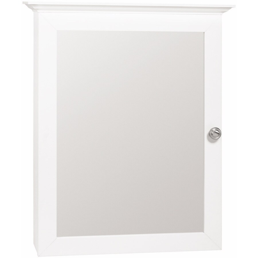 Estate By Rsi Surface Medicine Cabinet At Lowes Com