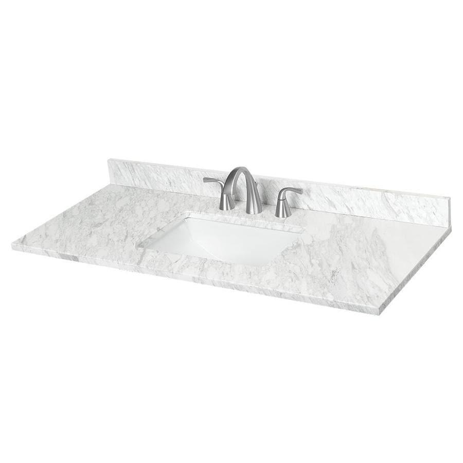 gray bathroom vanity tops at lowes com
