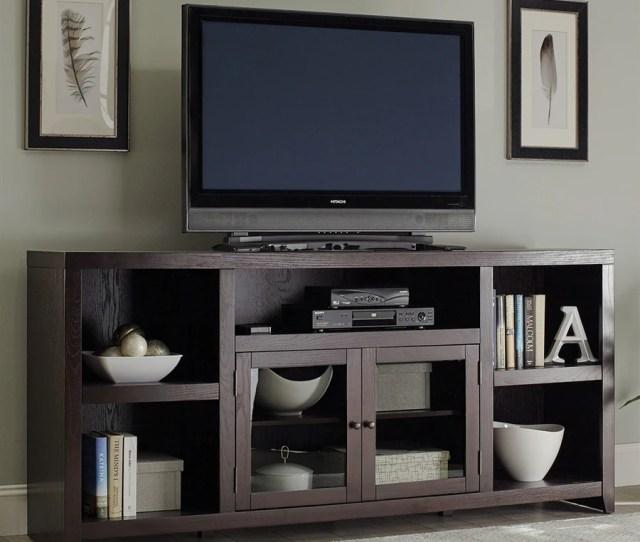 Scott Living Dark Cappuccino Tv Cabinet