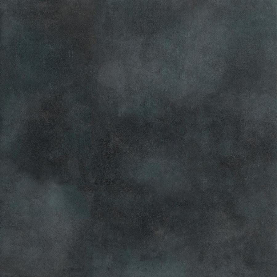crossville chromacolor 6 pack charcoal 18 in x 18 in matte porcelain stone look floor and wall tile