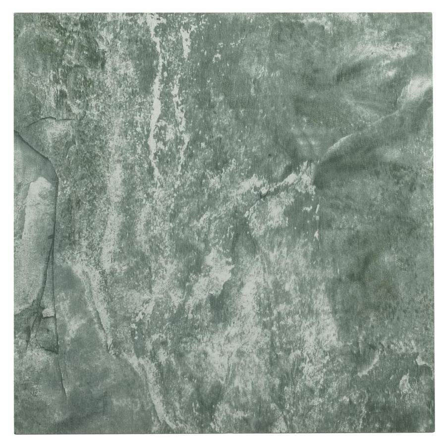 achim nexus verde marble vein 12 in x
