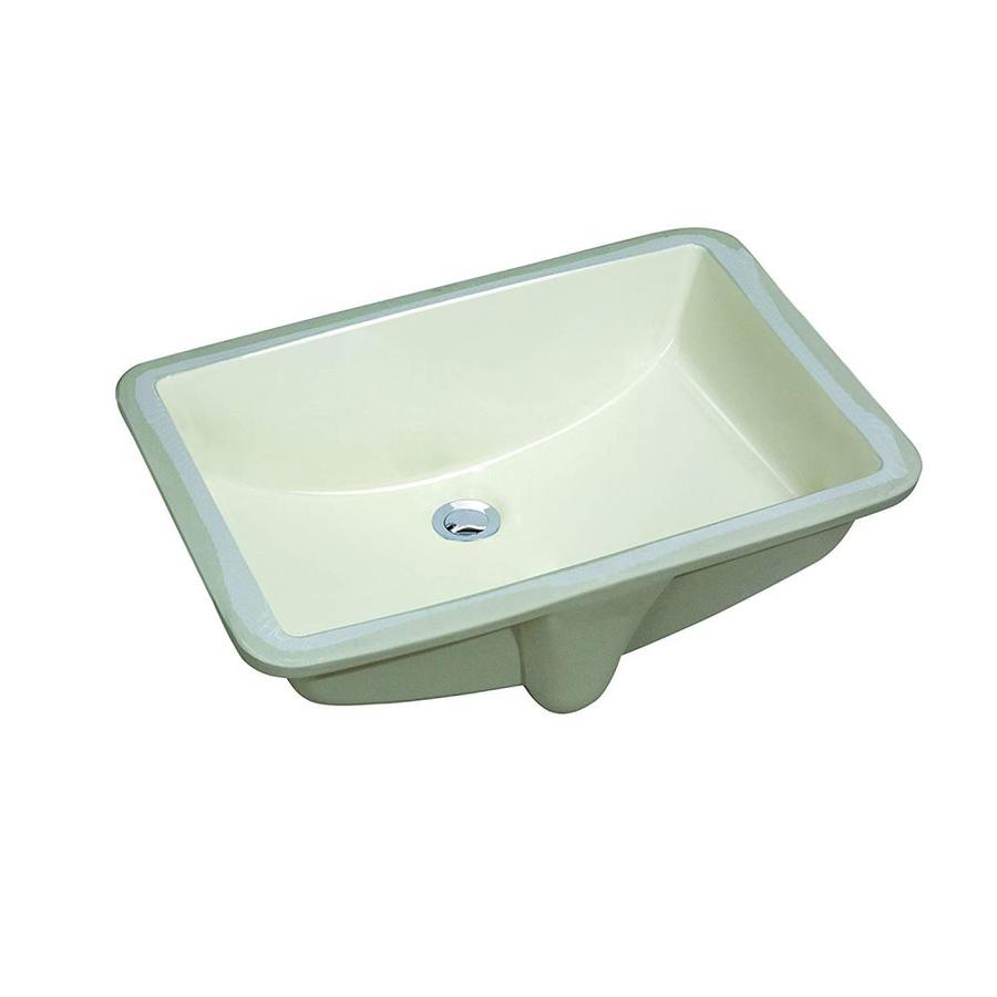 casainc vanity sink white porcelain