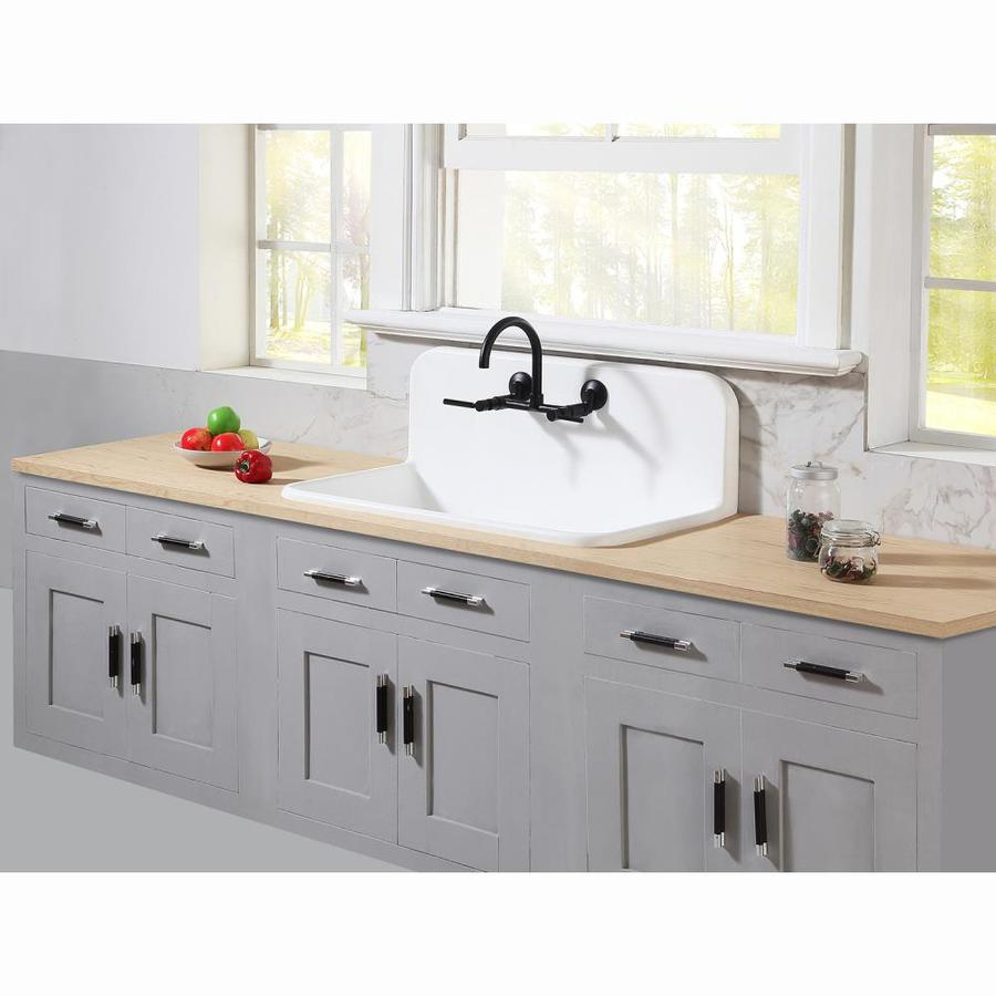 arcticstone kitchen sinks at lowes com