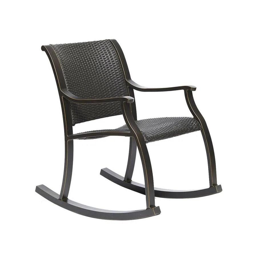 casainc outdoor patio chair rattan
