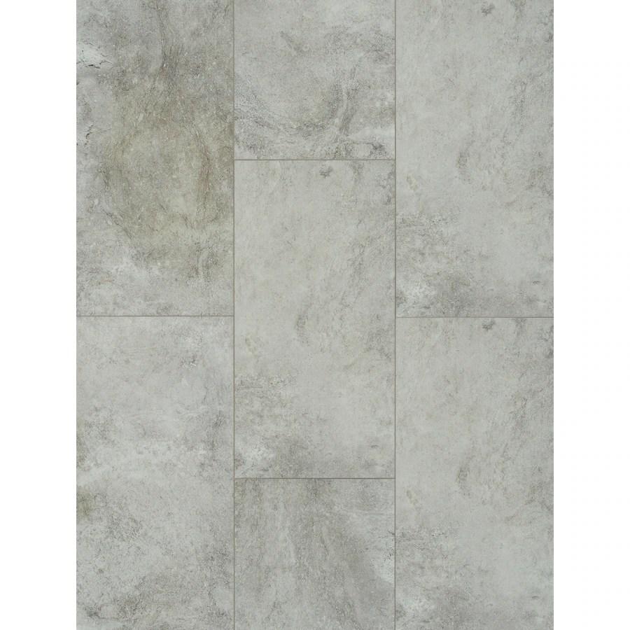 smartcore pro ashland gray 12 in x 24 in water resistant interlocking luxury vinyl tile 15 83 sq ft