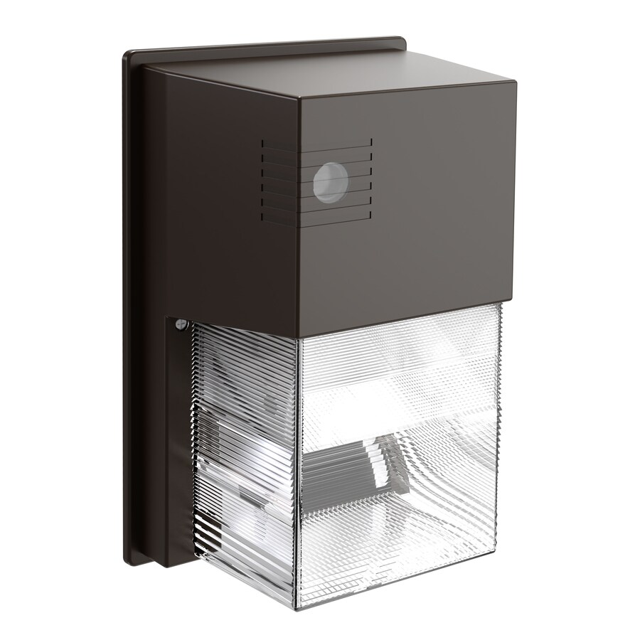 lithonia lighting 18 watt bronze led wall pack light