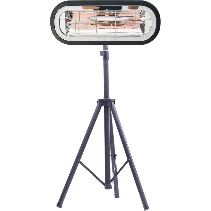 stainless steel electric patio heater