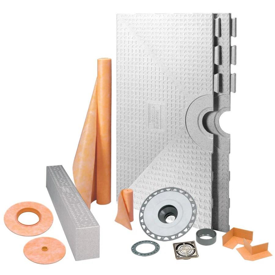 Schluter Shower Kit