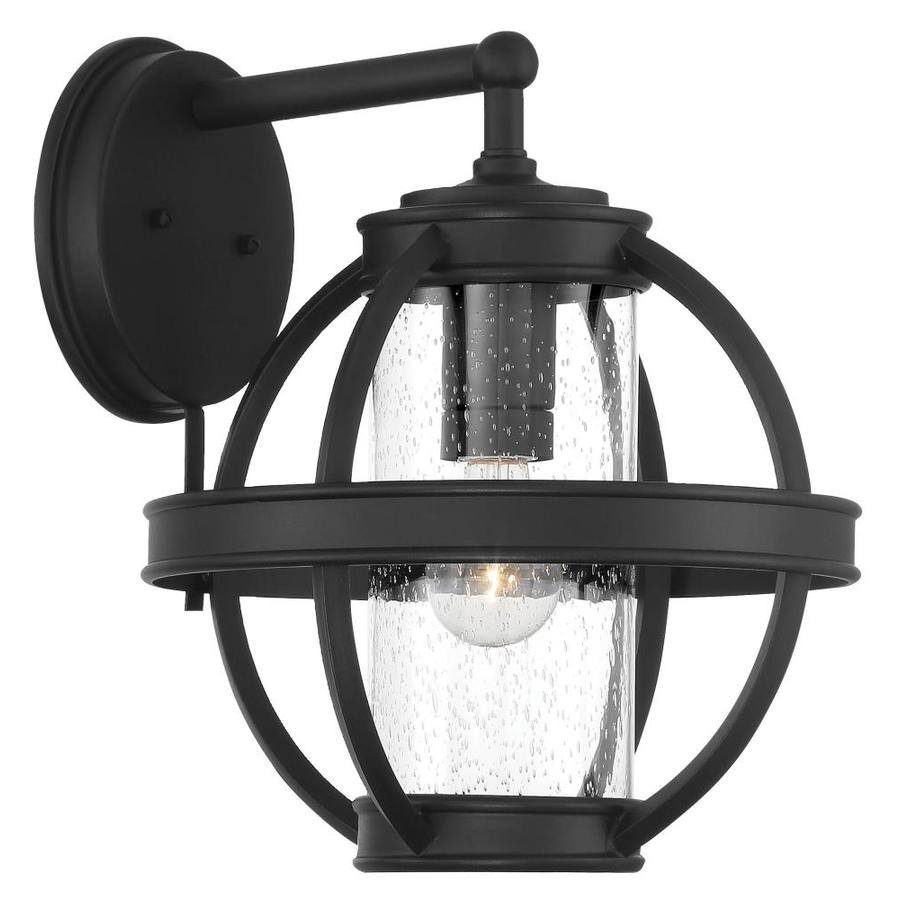https www lowes com pd minka lavery cumberland court 1 light outdoor sand coal wall mount sconce 5000213835
