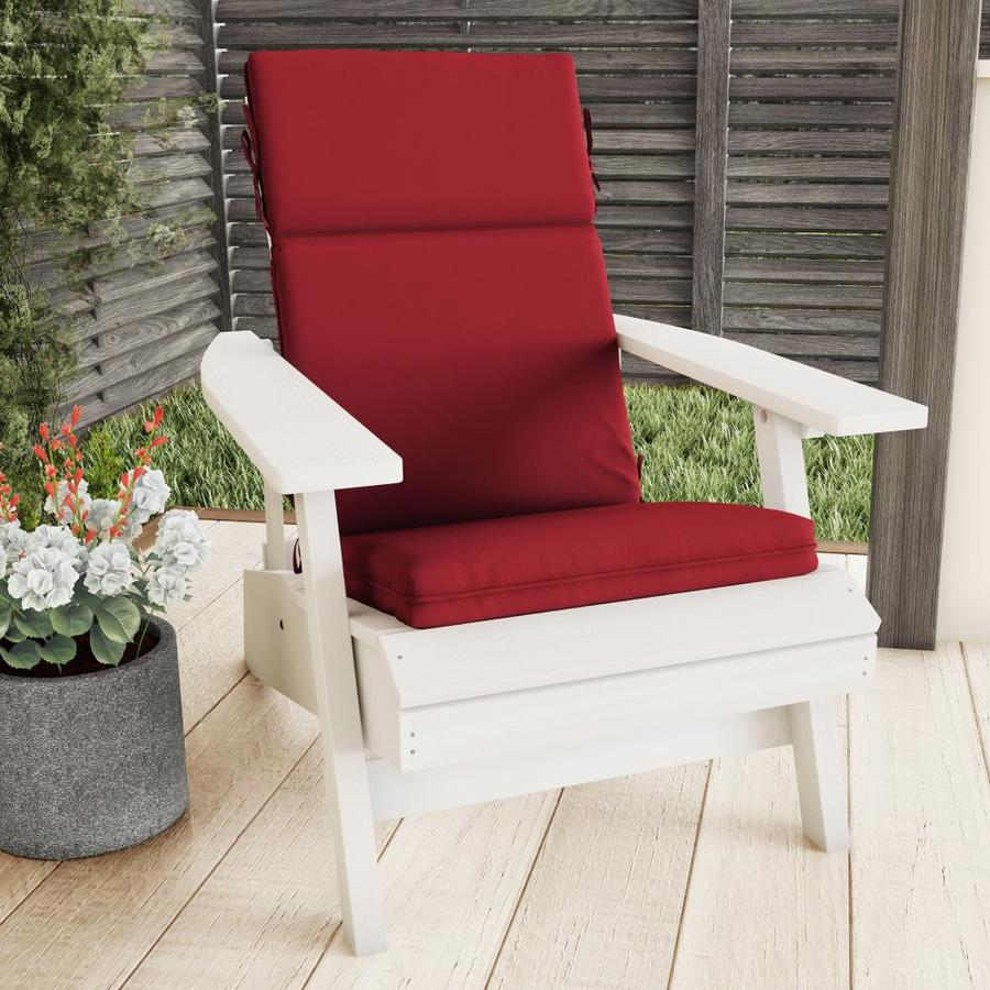 hastings home patio chair cusions blue