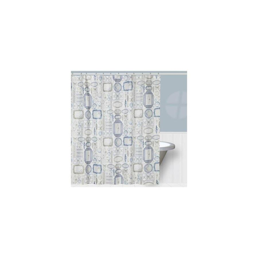 seaside shower curtain in the endless aisle department at lowes com